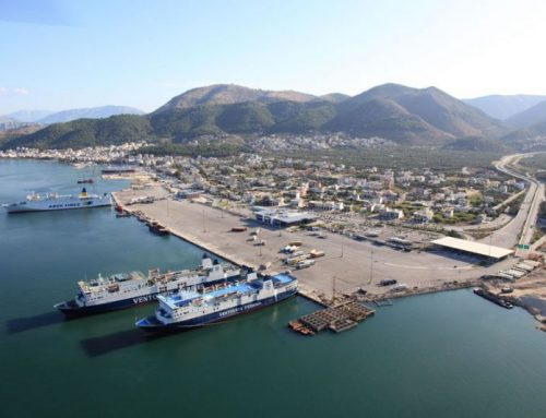 2 year contract technical and commercial advisors 4 Greek ports
