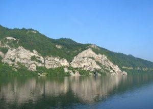 Intermodal transport study Danube river, Romania.
