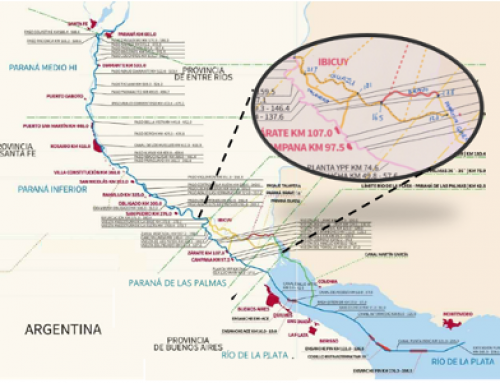 Rio Parana procurement strategy