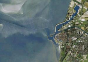Sedimentation in Port of Harlingen