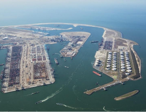 Maasvlakte ii expansion