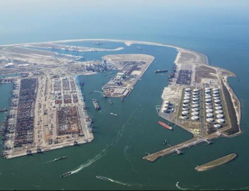 Maasvlakte ii expansion
