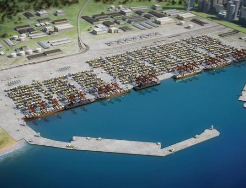 Technical assistance Anaklia Deepsea port