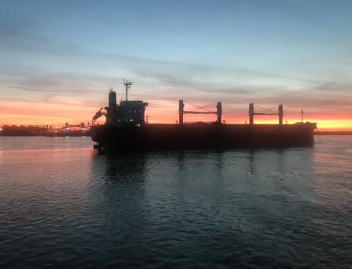 Strategic Plan for the Port of Rosario, Argentina
